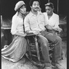 "(L-R) Michele Shay, Charles Brown and L. Scott Caldwell in a scene from the Broadway production of the play ""Home"""