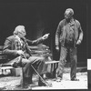 """(R-L) Judd Hirsch and Cleavon Little in a scene from the Broadway production of the play """"I'm Not Rappaport"""""""