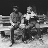 """Cleavon Little (R) in a scene from the Broadway production of the play """"I'm Not Rappaport"""""""