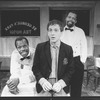 "(R-L) Danny Glover, Lonny Price and Zakes Mokae in a scene from the Broadway production of the play ""Master Harold And The Boys"""