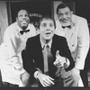 "(L-R) Danny Glover, Lonny Price and James Earl Jones in a scene from the Broadway production of the play ""Master Harold And The Boys"""