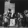 "Julian Holloway in a scene from the Broadway revival of the musical ""My Fair Lady""."