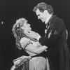 """Patti Cohenour and Howard McGillin in a scene from the Broadway production of the musical """"The Mystery Of Edwin Drood""""."""
