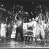 "La Chanze (C) in a scene from the Broadway production of the musical ""Once On This Island""."