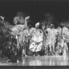 "A scene from the Broadway production of the musical ""Once On This Island""."