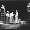 "Kate Mulgrew (R) in a scene from the American Shakespeare Festival production of the play ""Our Town""."