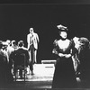 "Geraldine Fitzgerald in a scene from the American Shakespeare Festival production of the play ""Our Town""."