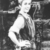 """Sandy Duncan in a scene from the Broadway revival of the musical """"Peter Pan""""."""