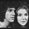 "John Rubinstein and Jill Clayburgh in a scene from the Broadway production of the musical ""Pippin""."