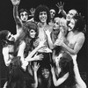 "John Rubinstein (C) in a scene from the Broadway production of the musical ""Pippin""."