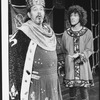 "John Rubinstein (R) in a scene from the Broadway production of the musical ""Pippin""."