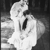 "George Rose and Linda Ronstadt in a scene from the NY Shakespeare Festival production of the musical ""The Pirates Of Penzance""."