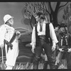 "(L-R) George Rose and Kevin Kline in a scene from the NY Shakespeare Festival production of the musical ""The Pirates Of Penzance""."
