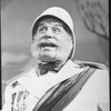 "George Rose in a scene from the NY Shakespeare Festival production of the musical ""The Pirates Of Penzance""."
