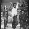 "Jim Belushi (C) in a scene from the NY Shakespeare Festival production of the musical ""The Pirates Of Penzance""."