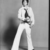 """Robby Benson in a scene from the NY Shakespeare Festival production of the musical """"The Pirates Of Penzance""""."""