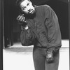 """Denzel Washington in a scene from the NY Shakespeare Festival Central Park production of the play """"Richard III""""."""