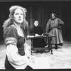 "Lynn Redgrave in a scene from the Circle In The Square production of the play ""Saint Joan""."