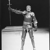 """Lynn Redgrave in a scene from the Circle In The Square production of the play """"Saint Joan""""."""