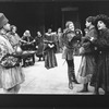 "Lynn Redgrave (R) in a scene from the Circle In The Square production of the play ""Saint Joan""."