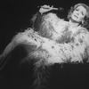 """Julia McKenzie in a scene from the Broadway production of the musical revue """"Side By Side By Sondheim"""""""