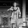"Madeleine Kahn in a scene from the Broadway production of the play ""The Sisters Rosensweig"" (New York)"