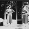 "(L-R) Mary Tyler Moore and Lynn Redgrave in a scene from the Broadway production of the play ""Sweet Sue""."