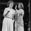 "(R-L) Mary Tyler Moore and Lynn Redgrave in a scene from the Broadway production of the play ""Sweet Sue""."