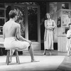 "(R-L) Lynn Redgrave, Mary Tyler Moore and Barry Tubb in a scene from the Broadway production of the play ""Sweet Sue""."