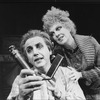 """Beth Fowler and Bob Gunton in a scene from the Circle In The Square production of the musical """"Sweeney Todd""""."""
