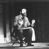"""Mandy Patinkin in a scene from the Broadway production of the musical """"Sunday In The Park With George""""."""