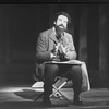 "Mandy Patinkin in a scene from the Broadway production of the musical ""Sunday In The Park With George""."