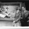 """Dana Ivey and Charles Kimbrough in a scene from the Broadway production of the musical """"Sunday In The Park With George""""."""