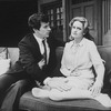 "James Naughton and Swoosie Kurtz in a scene from the Long Wharf production of the play ""Who's Afraid Of Virginia Woolf?"""