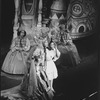 "Stephanie Mills (C) and Phylicia Rashad (L) in a scene from the Broadway production of the musical ""The Wiz""."