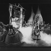 "Stephanie Mills (3L) in a scene from the Broadway production of the musical ""The Wiz""."