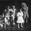 "Stephanie Mills (2R) in a scene from the Broadway production of the musical ""The Wiz""."