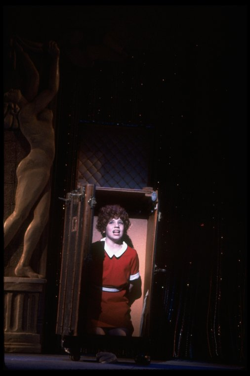 Long forgotten photos of ANNIE 2: MISS HANNIGAN'S REVENGE