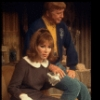 """Actors Lee Grant & Dan Dailey in a scene fr. the National tour of the Broadway play """"Plaza Suite."""" (San Francisco)"""