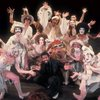 "Actor Ben Vereen (Front C) & cast in a scene fr. the Broadway musical ""Pippin."" (New York)"