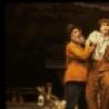 "Actors (L-R) Bob Gunton, Daniel Jenkins & Rene Auberjonois in a scene fr. the original cast of the Broadway musical ""Big River."" (New York)"