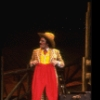 """Actor Bruce Adler in a scene fr. the Broadway revival of the musical """"Oklahoma!."""" (New York)"""