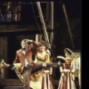 "Actors Dorothy Stanley & Joel Blum in a scene fr. the revival of the Broadway musical ""Showboat."" (New York)"