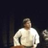 "Actors ( L-R) Martin Sheen & Edward Herrmann in a scene fr. the New York Shakespeare Festival production of the play ""Julius Caesar."" (New York)"