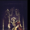 """Actor Nicol Williamson as King Henry VIII in a scene fr. the Broadway musical """"Rex."""" (New York)"""