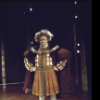 """Actor Nicol Williamson as King Henry VIII in a publicity shot for the Broadway musical """"Rex."""" (New York)"""