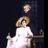 "Actors Jason Robards and Betty Miller in a scene from the Broadway production of the play ""A Touch of the Poet"" (New York)"