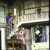"Actors (L-R) Deborah Rush,  Dorothy Loudon & Victor Garber  in a scene fr. the Broadway production of the play ""Noises Off."" (New York)"