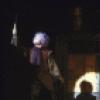 "Actors (L-R) Ken Jennings & Len Cariou in a scene fr. the Broadway musical ""Sweeney Todd."" (New York)"