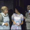 "Actors (L-R) Pat Carroll, Sophie Hayden and Boyd Gaines in a scene from the Roundabout Theater Co.'s production of the play ""The Show-Off"" (New York)"